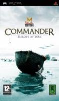 Military History: Commander Europe at War |PSP
