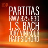 Partitas For Harpsichord, Bwv 825830
