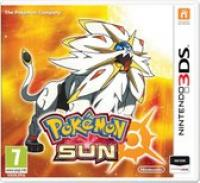 Pokemon Sun  2DS + 3DS  UK versie