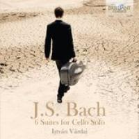 J.S. Bach 6 Suites For Cello Solo