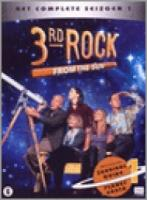 3rd Rock From The Sun  Seizoen 1 (4DVD)