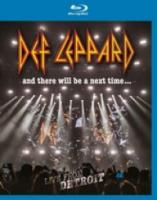 Def Leppard  And There Will Be A Next Time... Li