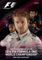 F1 2016 Official Review Bluray