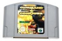 Command & Conquer  Nintendo 64 [N64] Game PAL