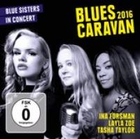Blues Caravan.. Cd+Dvd