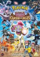 Pokemon The Movie: Hoopa and the Clash of Ages [DVD] (import)