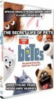 The Secret Life of Pets (Comme des bêtes) [DVD]