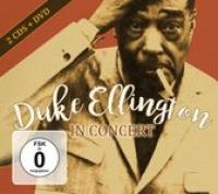 Duke In Concert. 2Cd+Dvd