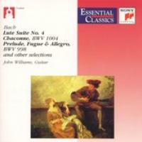 Bach: Lute Suites Vol 2 | John Williams