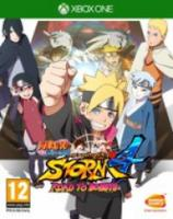 NSUNS4 ROAD TO BORUTO Xone