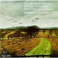 Elgar, Bridge, Walton: String Quartets | Coull Quartet