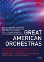 Various  Great American Orchestras