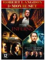 ANGELS & DEMONS | DA VINCI CODE, THE | INFERNO