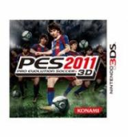 PES 2011 (Pro Evolution Soccer 2011)  2DS + 3DS