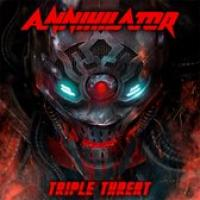 Annihilator  Triple Threat Dvd+Cd