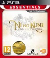 Ni No Kuni: Wrath of the White Witch  Essentials Edition  PS3
