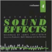 Authentic Sound Effects, Vol. 4