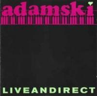 Adamski  Liveanddirect