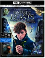 Fantastic Beasts and Where to Find Them (4K Ultra HD Bluray)