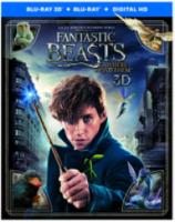 Fantastic Beasts and Where to Find Them (3Dbluray)