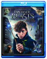 Fantastic Beasts and Where to Find Them (Bluray) (Inclusief collector cards)