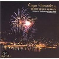 Organ Fireworks Vol 6 | Christopher Herrick