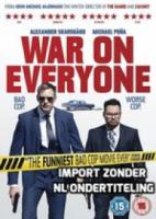 War On Everyone [DVD]