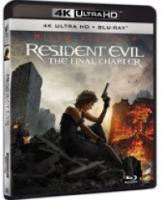 Resident Evil: The Final Chapter (4K Ultra HD Bluray)