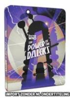 Doctor Who  The Power of the Daleks  The Collector's Limited Edition STEELBOOK [Bluray] [2016]