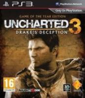 Uncharted 3: Drake's Deception  Game of the Year Edition |PS3