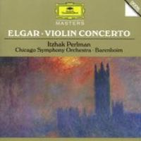 Elgar: Violin Concerto | Perlman, Barenboim, Chicago SO