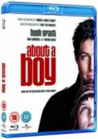 About a boy Blu Ray  IMPORT