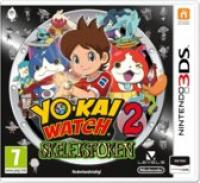 3DS Yo Kai Watch Giga Geesten