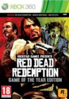 Red Dead Redemption Game of the Year |X360