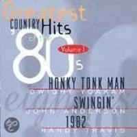 Greatest Country Hits of the '80s, Vol. 1