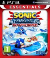 Sonic AllStar Racing: Transformed (Essentials) |PS3