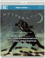 Nosferatu [Masters of Cinema] [Bluray]