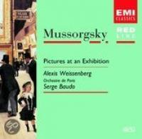 Mussorgsky: Pictures at an Exhibition | Weissenberg, Baudo et al