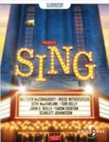 Sing (4K Ultra HD Bluray)