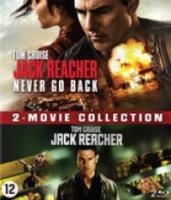 Jack Reacher 1&2 Box (Bluray)