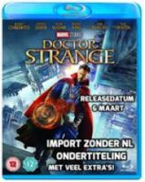 Marvel's Doctor Strange [Bluray] [2016]
