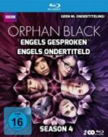 Orphan Black  Season 4 [Bluray]