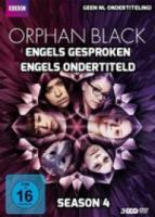 Orphan Black  Season 4 [DVD]