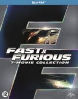 Fast & Furious 17 Boxset (Bluray)