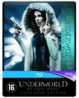 UNDERWORLD : BLOOD WARS (STEELBOOK) (UV)