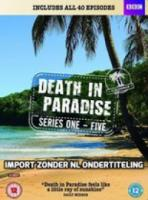Death In Paradise  Series 15 [DVD] [2016]