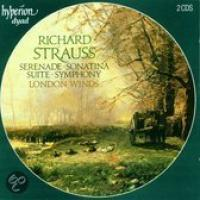 R. Strauss: The Complete Music for Winds | London Winds