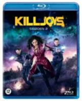 Killjoys  Seizoen 2 (Bluray)