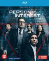 Person Of Interest  Seizoen 5 (Bluray)