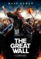 The Great Wall (3D Bluray)